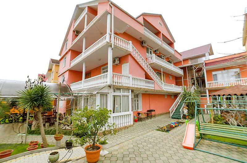 Гостевой дом «Аэростар»